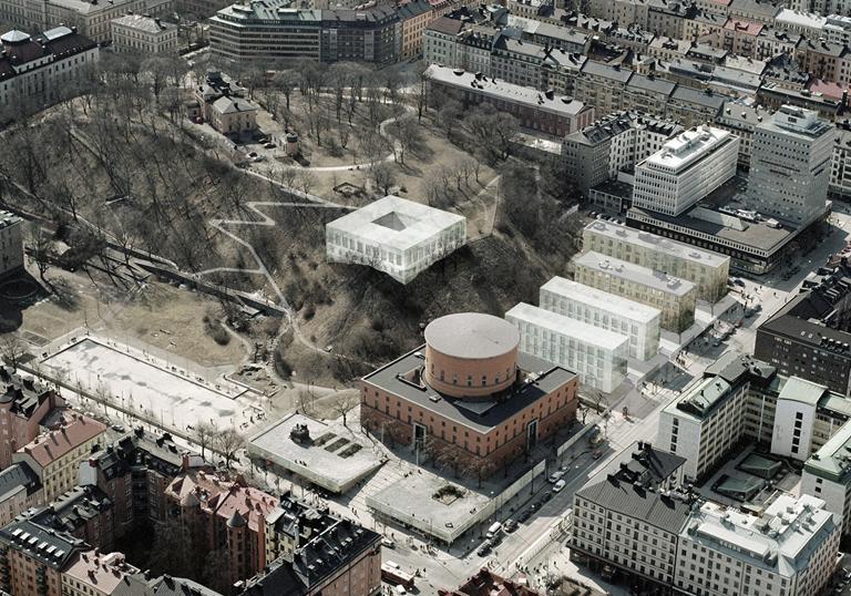 Wohnen In Stockholm hama architecten